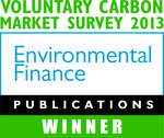EF Voluntary Carbon Survey logo 2013_winner